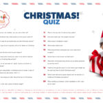 20 Great Christmas Quiz Questions For Kids | Elf On The Shelf Uk