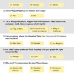 Funny Quiz Questions With Answers   Quiz