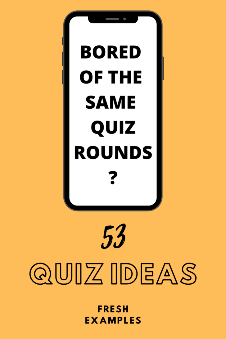 Unusual Picture Quizzes With Answers