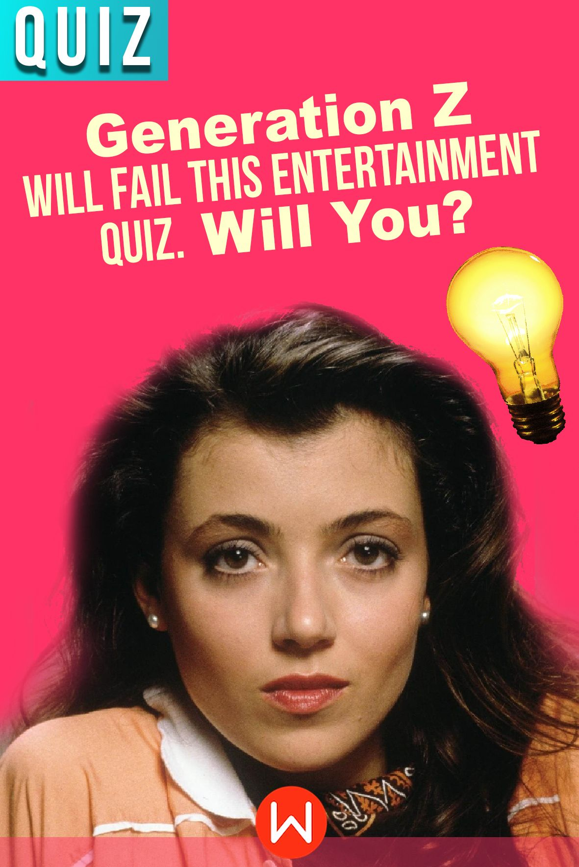Generation Z Will Fail This Entertainment Quiz Will You