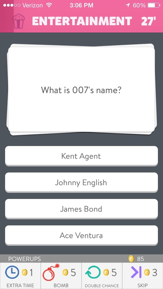 Stupid Easy Questions From Trivia Crack